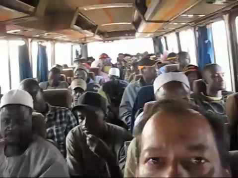 bus dakar   bamako