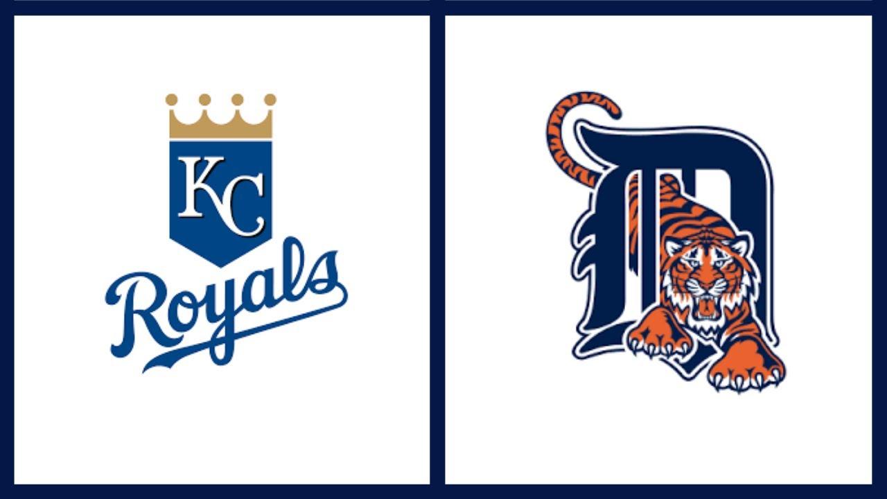 Major League Baseball Highlights (Royals vs Tigers) Yesterdays Major League Baseball Recap