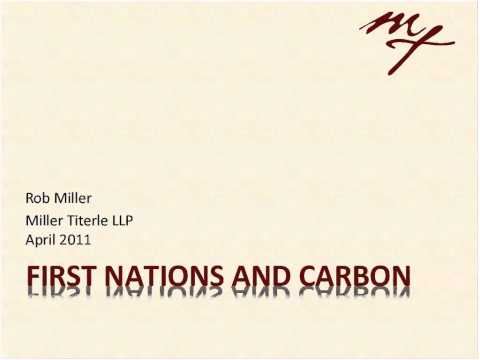 Emissions Trading Policies and Legislation in Canada 6/8