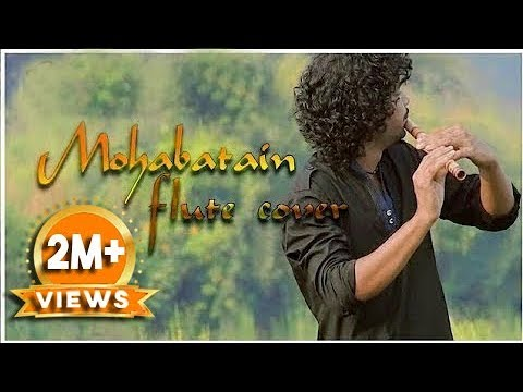 Mohabbatein | Humko Humise Chura Lo flute | Mohabbatein flute | flute cover | innovation