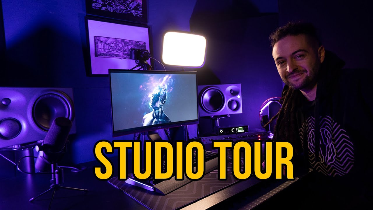 Home Studio Tour (2020)
