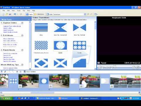 WINDOWS MOVIE MAKER TẠO 1 ĐOẠN PHIM TẬP 1