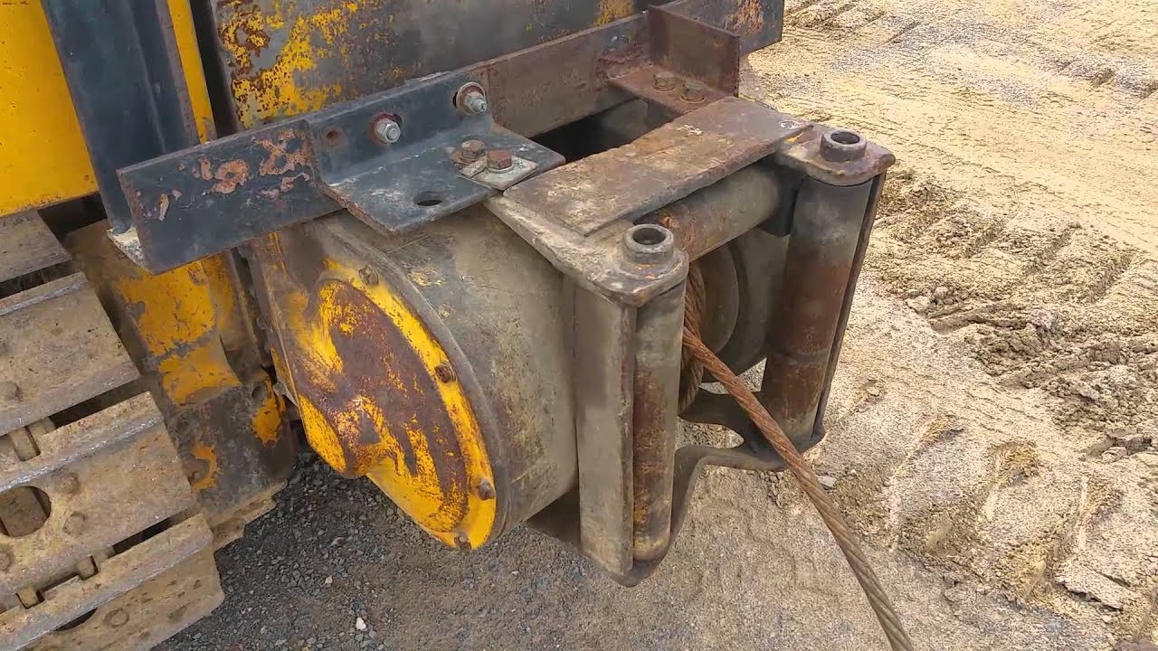 1978 John Deere 350C Crawler Dozer with Winch For Sale Inspection!