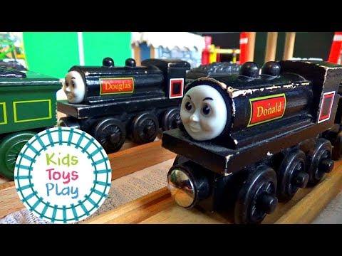 Thomas and Friends Season 21 | Emily in The Middle | Thomas the Train | Thomas Wooden Railway