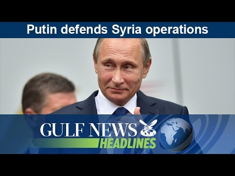 Putin speaks on Syria - GN Headlines
