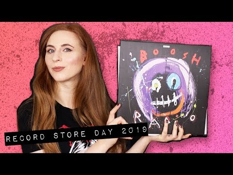 Record Store Day 2019 Vinyl Haul feat. Madonna, Mighty Boosh and Ghost World Mp3