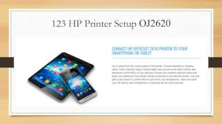 HP Officejet 2620 Printer Setup,Install and Troubleshoot