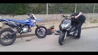 OMG !! Serrage kit 70cc au bout de 3klm de rodage ! | Montage/Demontage |