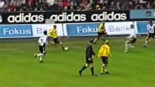 Rosenborg - Start (2002)