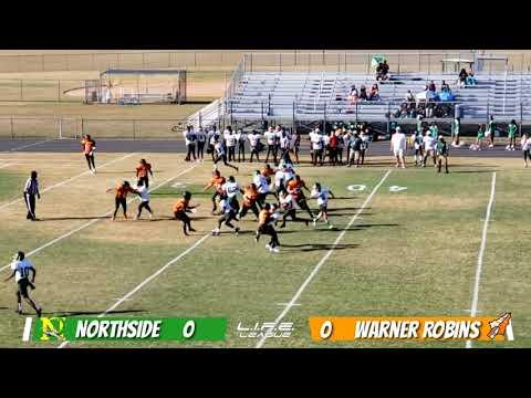 9/25/19 - (8th Grade) Warner Robins Middle School vs Northside Middle School