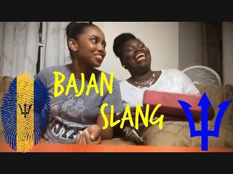 Bajan Accent / Slang