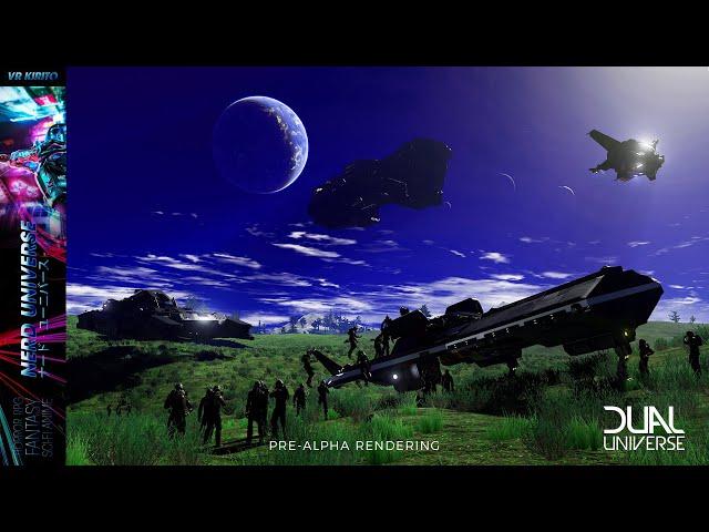 Dual Universe - Beta | Die ersten Tutorials im Space MMO ✮ Deutsch | PC