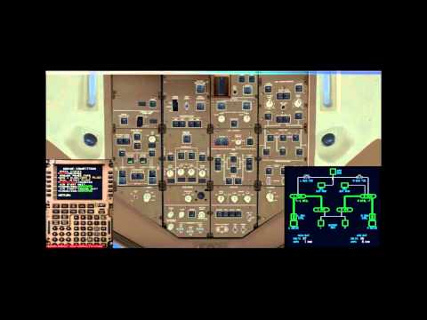 Boeing 777 Type Rating - Electrical
