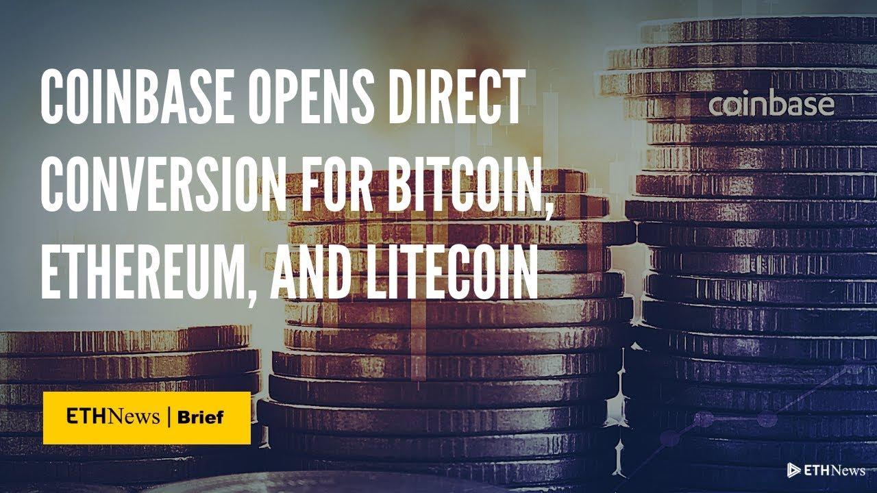 convert ethereum to litecoin