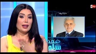 فحص شامل - شاهد ... رد فعل عبير صبري بعد رؤية صورة حمدين صباحي !!