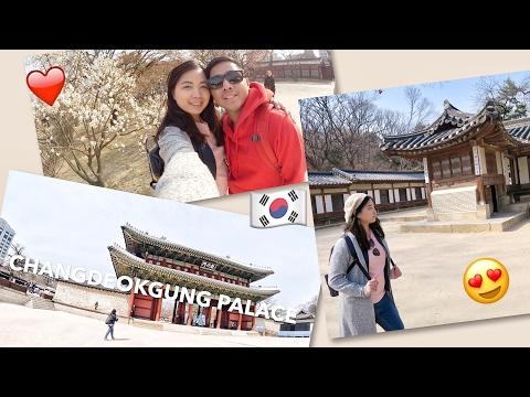 KOREA Vlog #9: CHANGDEOKGUNG Palace + Secret Garden Tour! (MUST-SEE)  🙌🏼❤️🇰🇷