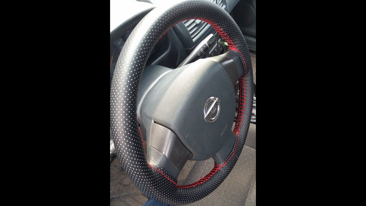 Оплетка на руль алиэкспресс со шнуровкой 33