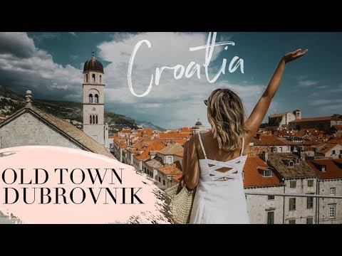 CROATIA VLOG 2 | OLD TOWN, DUBROVNIK | STEPH STERJOVSKI TRAVEL