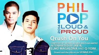 Jay-R, Elmo Magalona and Q-York - Qrush On You (Official Music Video) Philpop 2014