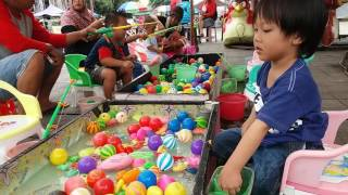 Lagu Anak Indonesia Air Di Obok Obok - Lagu Anak Ceria - Fun Outdoor Playground For Kids
