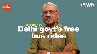 Considering Delhi\'s public transport crisis, Kejriwal\'s free ride is a Broken Window fallacy