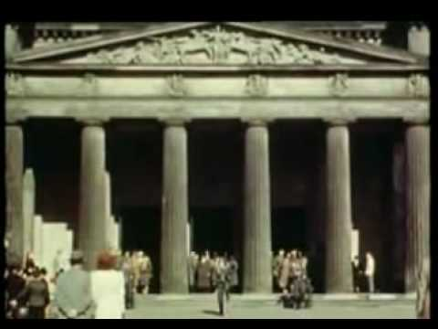 1936 German Color Film - Berlin in the Year of the Olympic Games