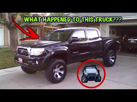 Rims Toyota Tundra >> My 2008 Tacoma with 3 inch lift - YouTube