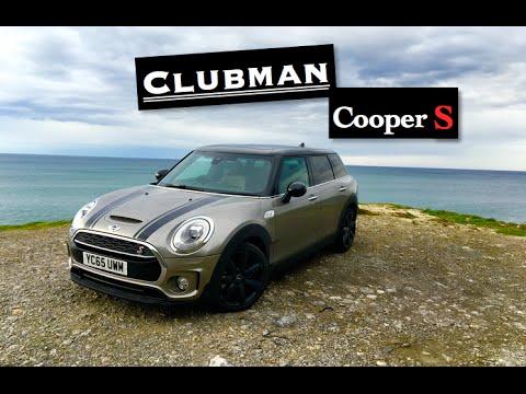2016 Mini Clubman Cooper S Review Inside Lane Youtube