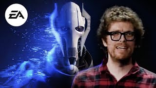 Official EA Play CLONE WARS Stage Reveal (Anakin Obi-Wan Grievous Dooku) - Confirmed