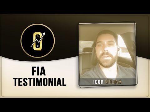 Igor Molina Testimonial
