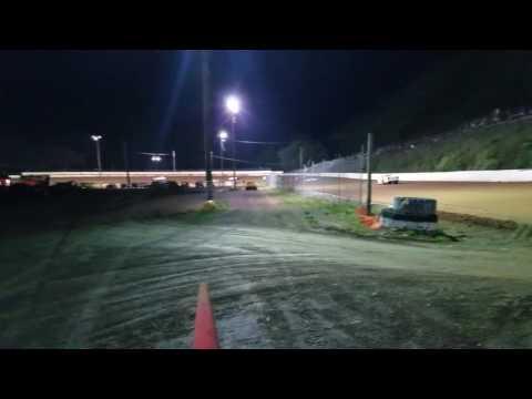 Hesston Speedway hobby stock