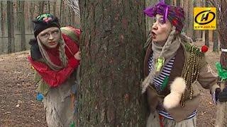 «Бабкиёжкино»: настоящая Баба Яга поселилась в агроусадьбе Гомельской области