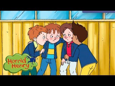 Horrid Henry - Horrid Boys | Cartoons For Children | Halloween Compilation | HFFE