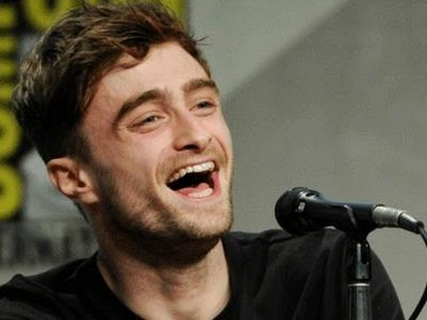 Was That Harry Potter at Comic-Con?