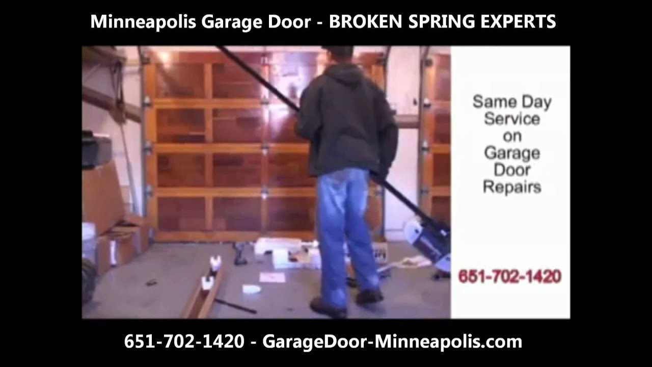 Minneapolis Garage Door Aa Garage Doors Repairs New Doors And