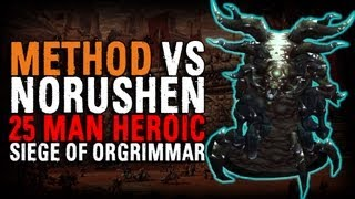 Method vs Norushen (25 Heroic)