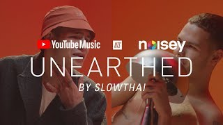 YouTube Music presents Unearthed by slowthai, with NTS & Noisey