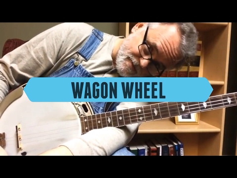 how to play 39 wagon wheel 39 old crow medicine show and d doovi. Black Bedroom Furniture Sets. Home Design Ideas