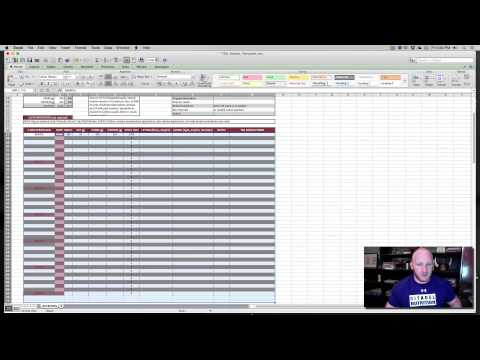 Excel Basics for Trainers - 10 Steps to Make Your Sheets Look Better