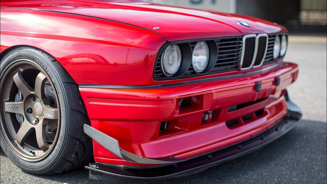 1990 BMW M3 Sports Evolution 27 Litre E30 310hp Time Attack  YouTube