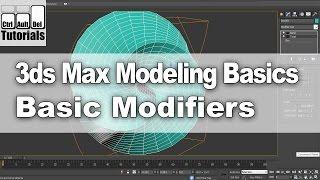 Basic Modifiers Autodesk 3ds Max