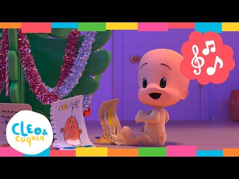 SILENT NIGHT, CHRISTMAS 2018. Cleo & Cuquin. Nursery Rhymes | Songs For Children
