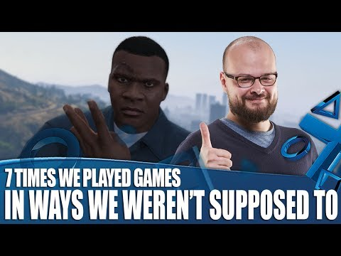 Thumbnail: 7 Times We Played Games In Ways We Weren't Supposed To