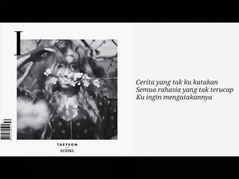 Free Download Taeyeon - Ur (indonesian Version) Mp3 dan Mp4