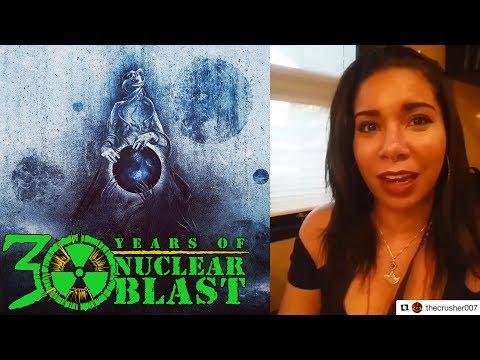 """ORIGIN - Jessica Pimentel Guest Vocals on BRUJERIA """"Revolucion"""" Cover (UNPARALLELED UNIVERSE)"""