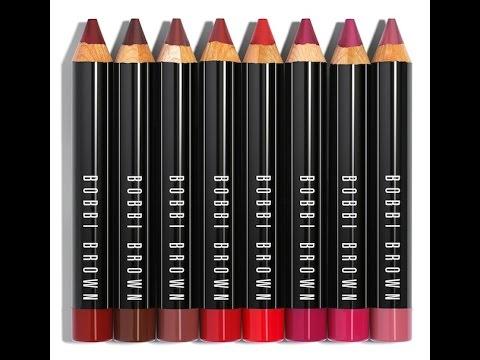 Artstick Makeup Review Bobbi Brown Art Stick Bold Lip  Youtube