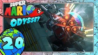 SUPER MARIO ODYSSEY Part 20: Mechawiggler Battle