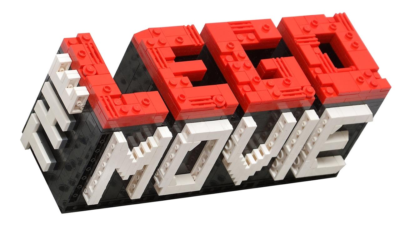 How To Build The Lego Movie Mini Logo Youtube