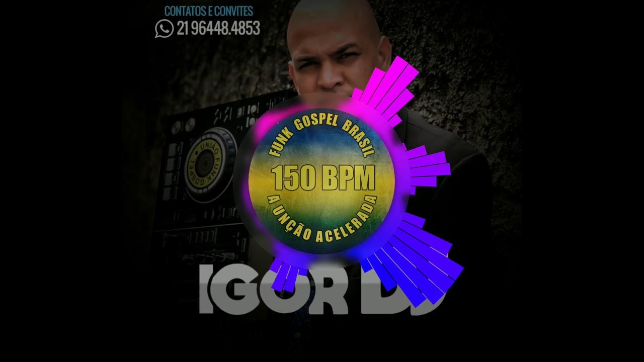 Funk Gospel - Anderson resgatado  | 150bpm Abençoado | Igor DJ