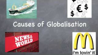 A2 Economics: Globalisation in 6  mins